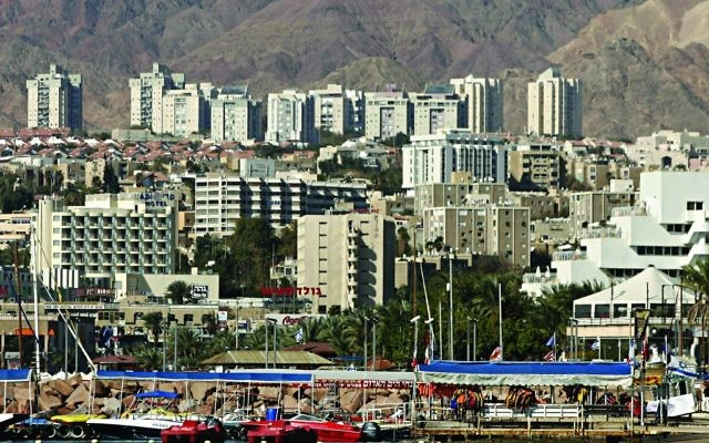 Gempa Guncang Kota Eilat, Israel Selatan