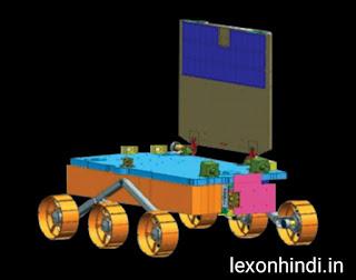 Chandrayan- 2 Rover lexonhindi
