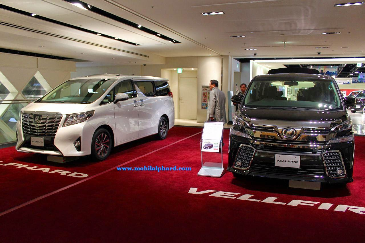 All New Vellfire Price Grand Veloz Vs Mobilio Rs Cvt Alphard 2015 Pusat Mobil Cbu
