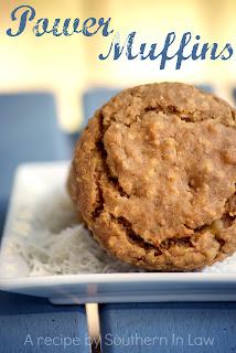 Vegan Coconut Banana Protein Muffins