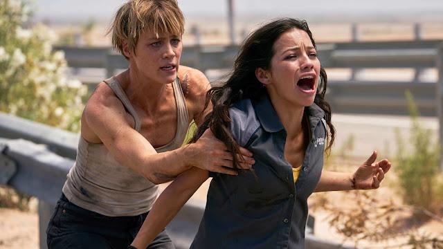 Sarah Connor y T-800 regresan en el tráiler de 'Terminator: Destino Oscuro'