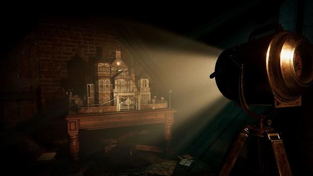 Imagem do The Room 4: Old Sins