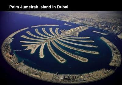 Una Isla en Dubai