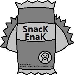 Makanan Kecil Snack Chiki
