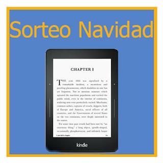 Ganador Sorteo Kindle