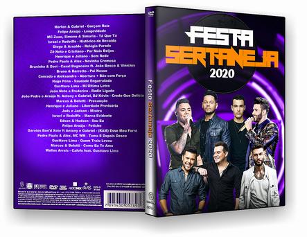 DVD Festa Sertaneja 2020 - ISO