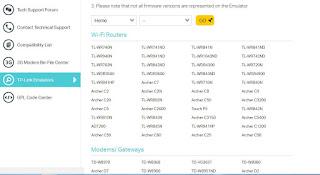 Mencoba Konfigurasi Perangkat TP Link dengan Emulator