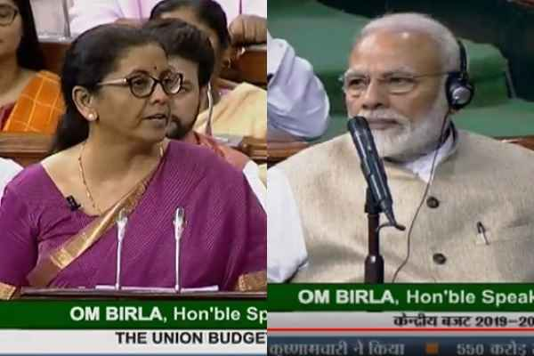 modi-sarkar-india-arthik-budget-2019-20-proposed-in-loksabha-news