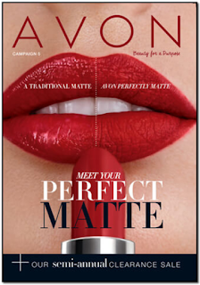 shop Avon Brochure 5