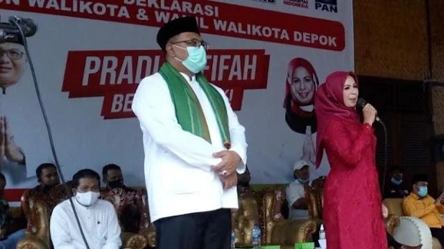 Diajak Satu Kamar, Afifah Alia Merasa Dilecehkan Rivalnya di Pilkada Depok