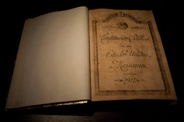 resumen 5 de febrero constitucion mexicana