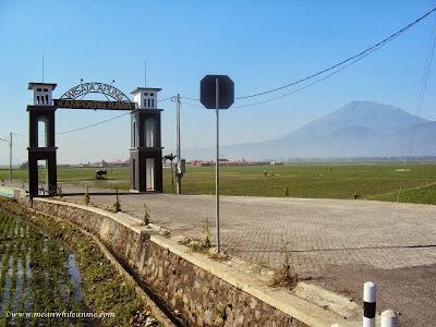 jalur lingkar ambarawa gerbang wisata apung