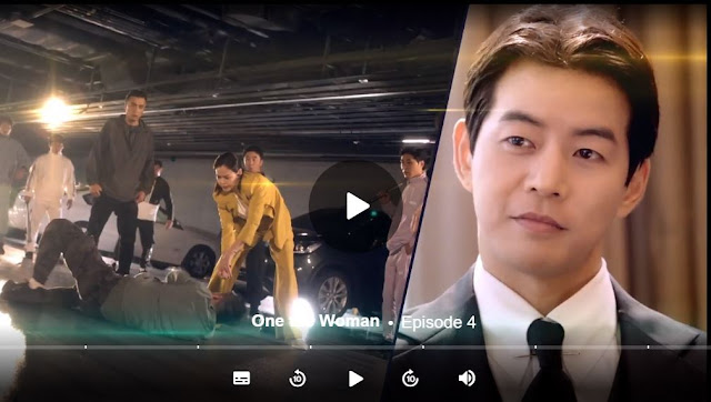 Link Streaming Nonton One The Woman Episode 4 Sub Indo Full Movie Free Gratis Drakor di Viu dan Jadwal Tayang