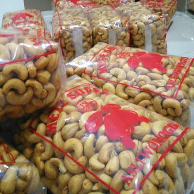 Harga Kacang Mete Wonogiri 2018