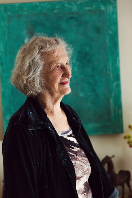 Thea Musgrave (Photo Bryan Sheffield)