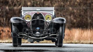 Checkout First-built Bugatti in 1931