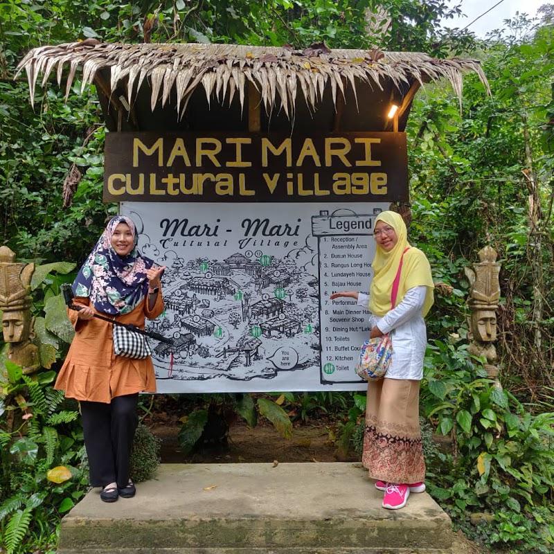 Pengalaman di Mari Mari Cultural Village 2020