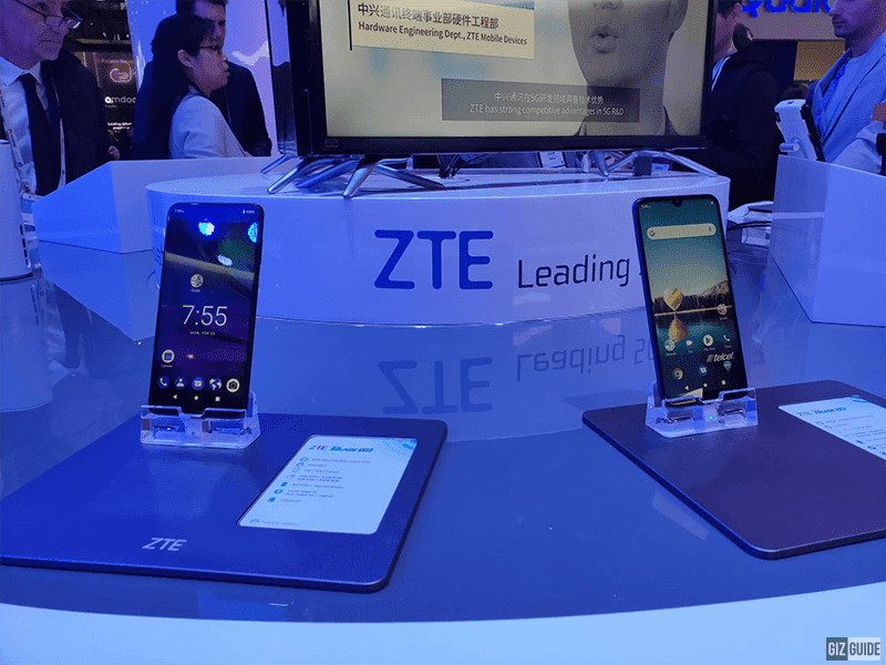 #MWC19: ZTE Blade V10 and V10 Vita now official