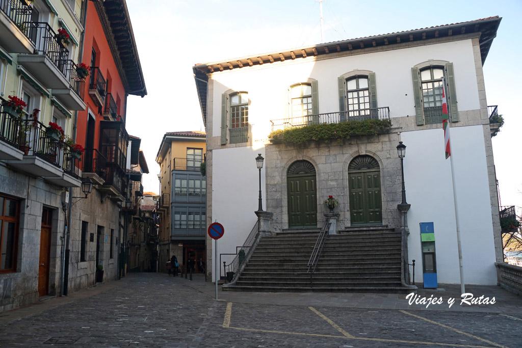 Palacio Oxangoiti de Lekeitio