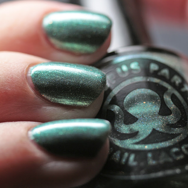 Octopus Party Nail Lacquer Ornamental Thug