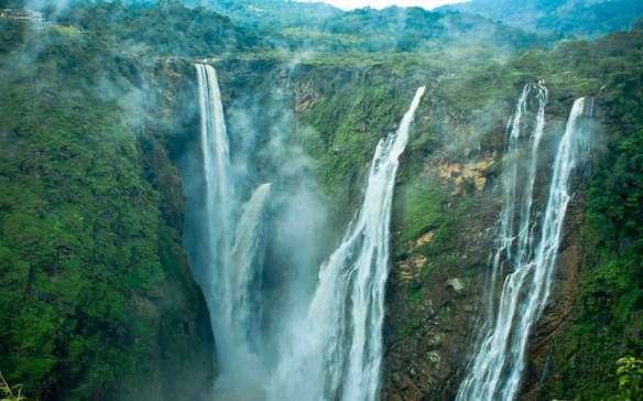 Dalhousie Attraction - Satdhara Falls