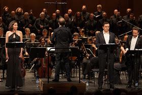 Gounod: Faust: Veronique Gens, Christophe Rousset, Benjamin Bernheim, Andrew Foster Williams, Les Talens Lyriques, Flemish Radio Choir (Photo ©Palazzetto Bru Zane / Amélie Debray)