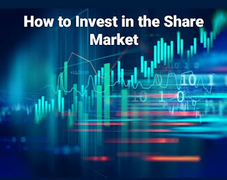 How to Invest in the Share Market