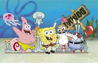 koleksi gambar tuan Krab yang lucu