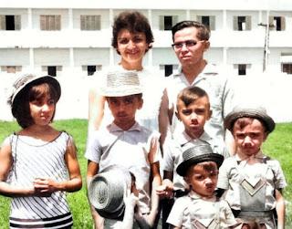 Mãe, pai e filhos, Carnaval de 1966