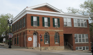 clay county bank historic site