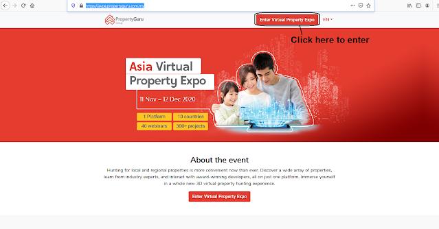 Enter Virtual Property Expo