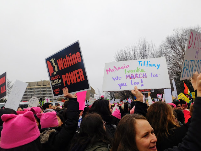 #WhyIMarch(ed) in photos