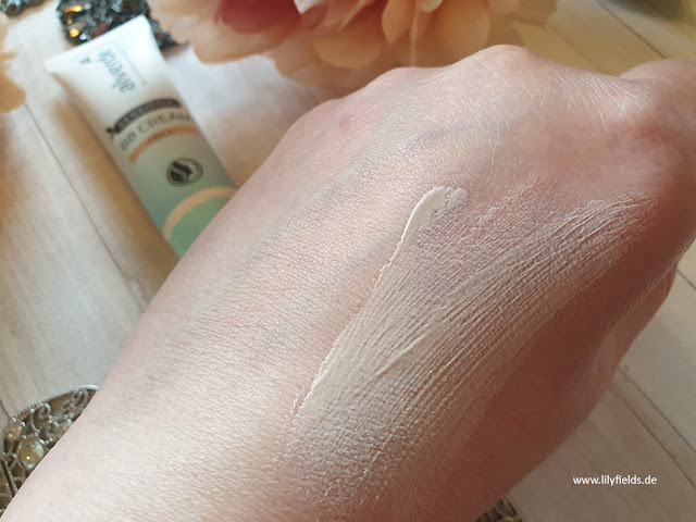 Alverde - Sensitive BB Cream, Hell