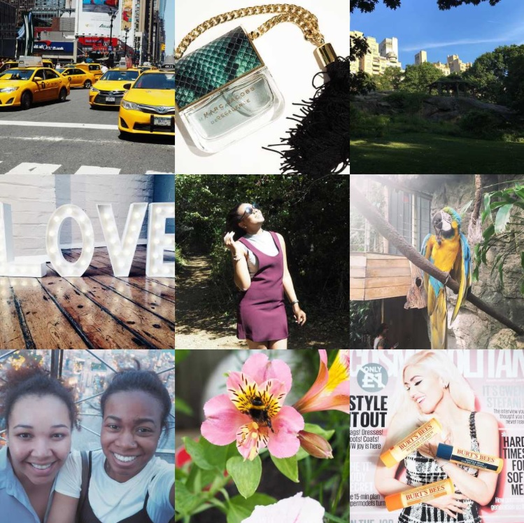 2016 Best Nine - juanitashikira Instagram
