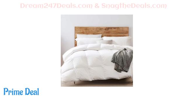 Yalamila Lightweight Down Comforter 50% off