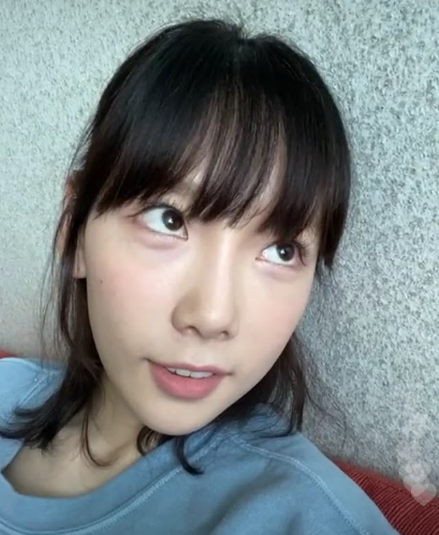 Knetz in love with Girls Generation Taeyeon's adorable side in her Instagram Live broadcast!