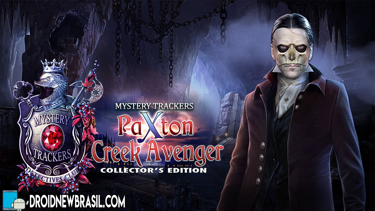 Mystery Trackers: Paxton Creek Avenger 1.0.0 APK – OBB