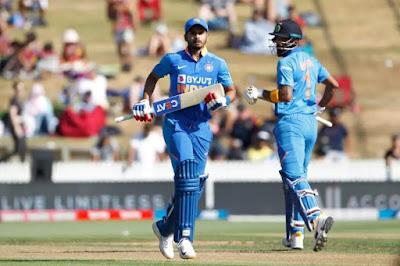 India vs New Zealand 1st ODI