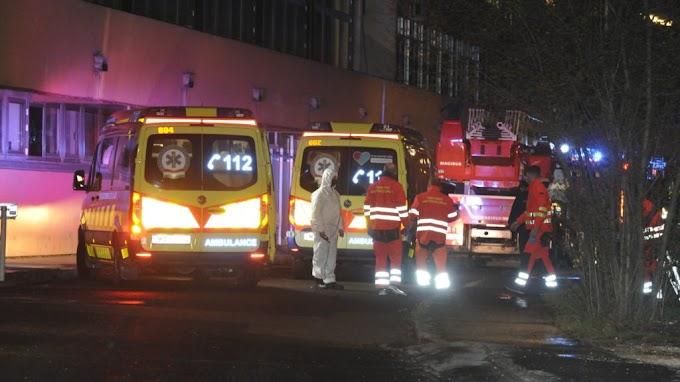 Hajnali tűzeset: egy beteg életveszélyesen megsérült a Szent Margit Kórházban, az utolsó pillanatban hozták ki a lángba borult kórteremből