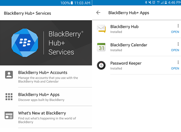 Blackberry Hub+ Now Available for Android