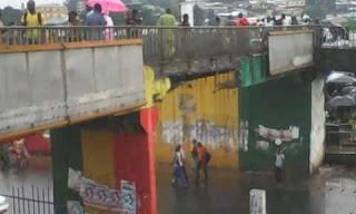 S.O.S le pont de Gbèssia