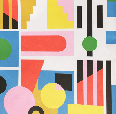 Lagom Design wrapping paper