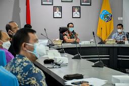 Suriansyah Pimpin Rapat Pembentukan Panitia Peringatan HUT RI ke 76 di Kalimantan Utara