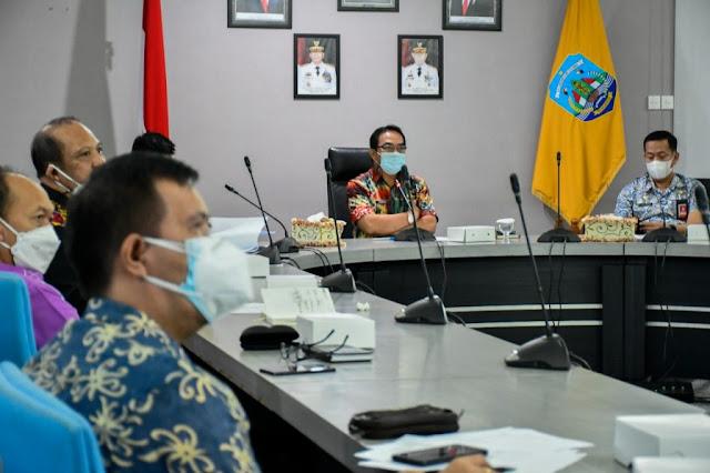 Suriansyah Pimpin Rapat Pembentukan Panitia Peringatan HUT RI ke 76 di Kalimantan Utara.lelemuku.com.jpg