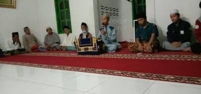 Muslim Cendekia Tanjungbalai Laksanakan Safari Dakwah di Musholla Al-Anshor Desa Sei Lunang.