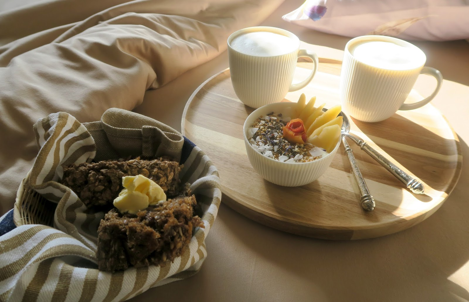 healthy food ideen f r ein gesundes fr hst ck home. Black Bedroom Furniture Sets. Home Design Ideas