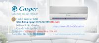 Google: điều hòa Casper , điều hòa casper inverter , điều hòa casper 9000 , điều hòa casper 12000 , điều hòa casper 18000 , điều hòa casper 24000