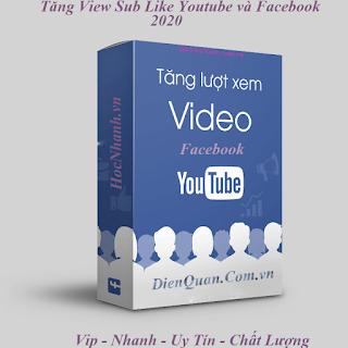 Tăng Sub view like Youtube