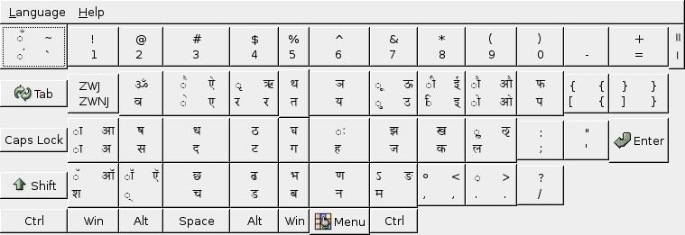 Devnagari Script on Ubuntu [ Marathi / Konkani / Hindi