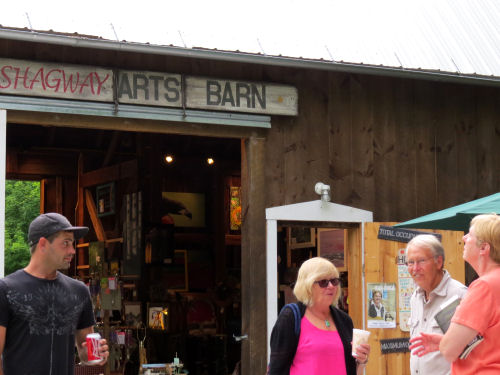 Shagway Arts Barn